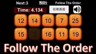 Follow The Orderのアイコン