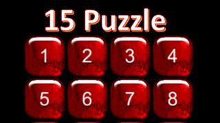 15パズルのアイコン