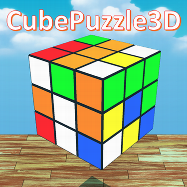 CubePuzzle3Dのアイコン