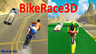 バイクレースアプリBikeRace3Dのアイコン
