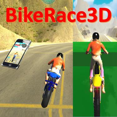 BikeRace3Dのアイコン